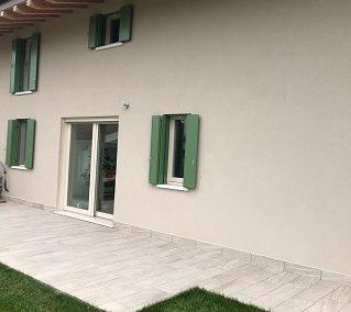 Pavimenti per esterno: gres e betonelle