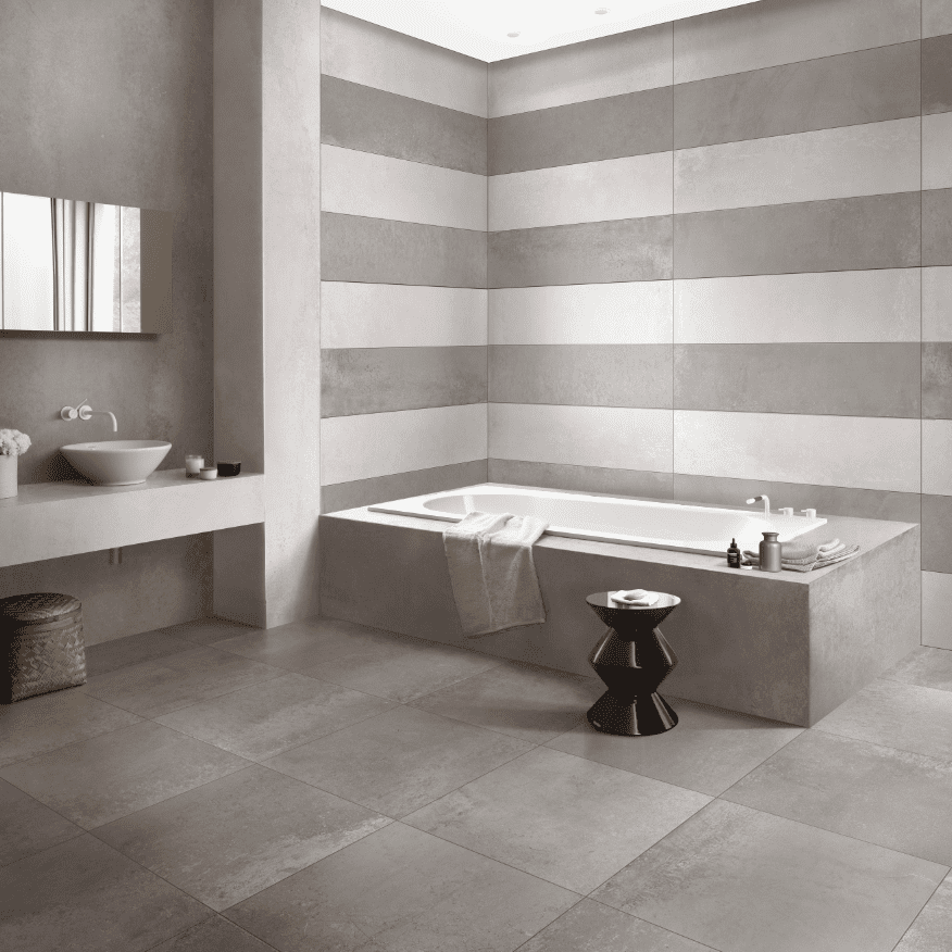 Bagno Moderno Bianco E Nero.Bagno Moderno Grigio Come Abbinare Pavimenti E Rivestimenti