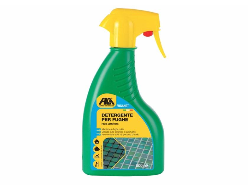 Fuganet di Fila il detergente per pulire le fughe nere
