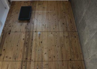 rivestimento pareti vero legno