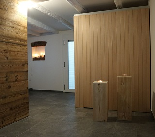 The home spa: creating a wellness corner