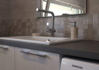 mobile bagno per lavanderia